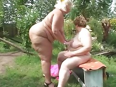Impure brunette obese whore part4