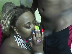 SSBBW Ebony Babe Hard Smallish Equally Massive BBC