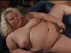 Big ass blonde milf pussy playing part4